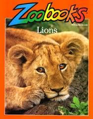 zoobooks lion